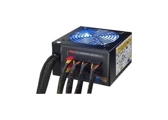 ACBEL (Блок питания ACBEL 670W Active PFC, 1x120mm, modular, retail pack) .